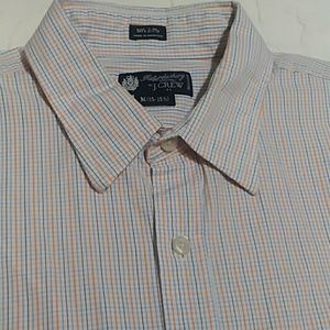 J Crew factory button up shirt